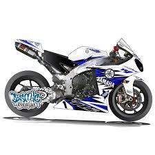 custom graphic kit for 2009 2014 yamaha r1 motorcycle goodies