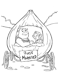 Small Picture Shrek Coloring Pages 2 Coloring page