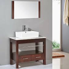 Acrylic Bathroom Sink White Acrylic Bathtub Brown Glass Wine Bottle Metal Chrome Wall