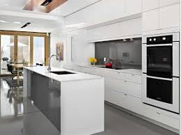 Kitchen Island Modern Kitchen Modern White Kitchen Decor Ideas With Rectangle White