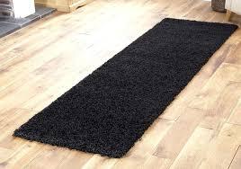 home improvement black and white kitchen runner rug non skid rugs table runners black and white runner hallway rug