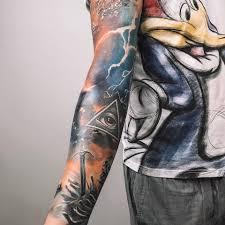 кавер ап татуировки