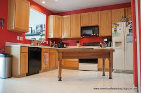 Contractor Grade Kitchen Cabinets Oak Kitchen Reveal From Builder Grade To Custom Made Evolution
