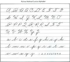 Cursive Alphabet Traceable Worksheets Huaylan