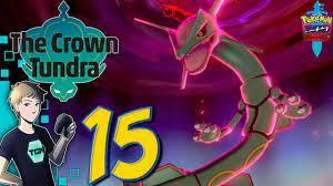 MAX LAIR (Rayquaza!) - Pokemon Sword & Shield: The Crown Tundra DLC - Part  15 - YouTube