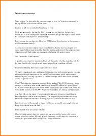 Best Objective Statement Resume 24 Good Resume Objective Statement Formatting Letter Objectives 13