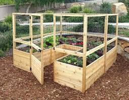 elevated raised garden beds. Elevated Raised Bed Garden Plans Deer Proof Cedar Complete Kit 8 X Gardenia Bonsai Beds