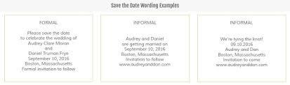 Formal Invite Etiquette And Wording Smudgeink Com