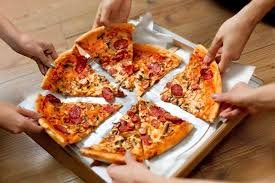 celebrate spring with a pizza party