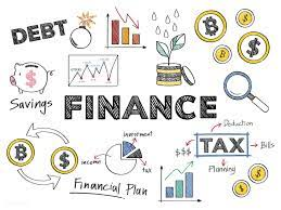 Pin on Finance Doodle Vector Set