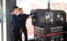 Reverse Vending Machine Uk Awesome Iceland Extends Reverse Vending Machine Trial In The UK FoodBev Media