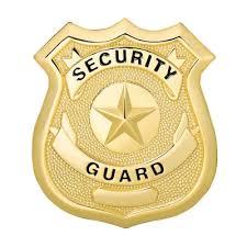 security guard badge template. Security