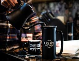 Our ceramic gun mugs are microwave safe, top shelf dishwasher safe, and have easy to hold grip handles. Black Rifle Coffee Company Black Rifle Coffee Company