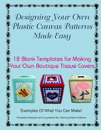 Design Your Own Boutique Designing Your Own Plastic Canvas Patterns Made Easy 12