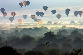Интересные факты о воздухоплавании  Полет на воздушном шаре Киев