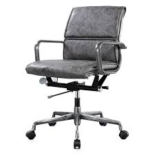 vintage office chair. Delighful Vintage Kennedy Vintage Office Chair Gray In I