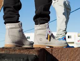 Light Blue Timbs Champion Timberland Grey Boot Clothing Match Sneakerfits Com
