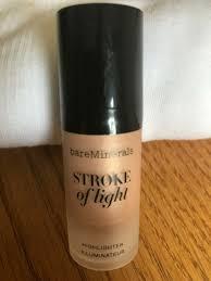 Bareminerals Stroke Of Light Highlighter
