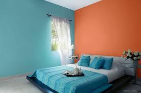 bedroom colors orange. Bedroom Colour Ideas Prepossessing Decor Orange Blue Preview Colors