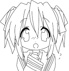 Small Picture Anime coloring pages chibi ColoringStar