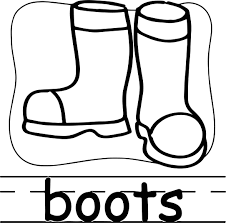 Small Picture 99 ideas Boot Coloring Page on wwwkankanwzcom
