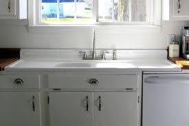 kitchen vine sinks with drainboards sink in