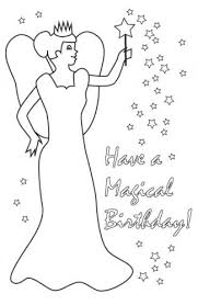 Whether it is for grandma, dad or her own sister or brother, she's certain to feel part of the excitement when she has the opportunity to add her own special wishes to the birthday card greeting. Elephant Happy Birthday Coloring Page Friend 30 Printable Peppa Pig Coloring Pages You Won T Find Anywhere Gaspar Captainamericagifts Com