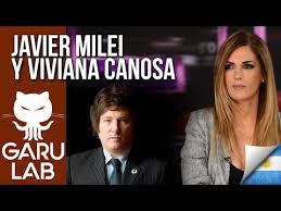She is known for being a tv show host. Javier Milei Y Viviana Canosa Imperdibles Enfrentamientos Con Simpatizan U Energonstyle