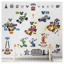 Samolepka Na Zed Mickey Mouse Levně Mobilmania Zboží