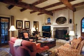 Living Room Spanish Custom Decorating Ideas