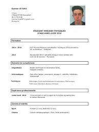 Cv Bureaux Pdf Par Modele Cv Lettre Com Fichier Pdf