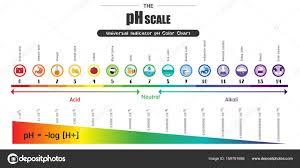 Universal Indicator Ph Color Chart Photos Ph Scale Chart The Ph Scale Universal Indicator Ph