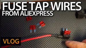 e03 saving peugeot jetforce 125 compressor motorbike mr fix info Electrical Panel fuse tap wires from aliexpress