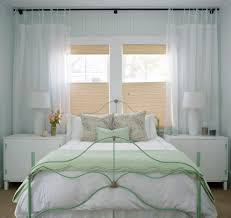 Canopy Bed Crown Molding Wrought Iron Beds Bedroom Traditional With Bedside Table Crown