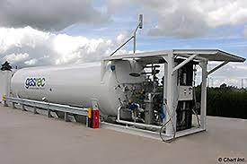 Chart Ferox Supplies Uk Lng Fuel Station Lng Industry