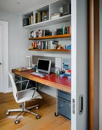 mini home office. 18 Adorable Mini Home Office Designs For Small Apartments