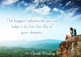 Live The Life Of Your Dreams Quote Best of 24 Famous Quotes By Oprah Winfrey That Are Highly Compelling
