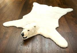 kids bear rug kids bear rug bear rug contemporary kids rugs regarding white bear rug renovation