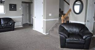 carpet looks good with gray walls