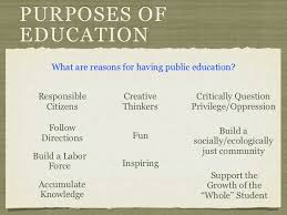 how to write a good essay on purpose of education this education essay on essay the purpose and importance of a good education is purpose of education essay sullivan writing 121 28 2013 the