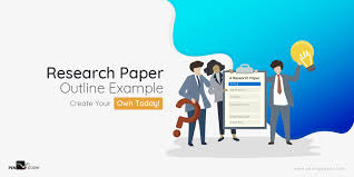 Research Paper Outline Example Create Your Own Today
