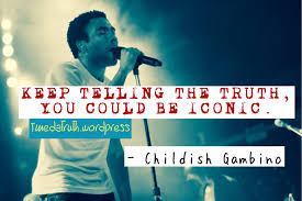 Childish Gambino Quotes Unique Childish Gambino Pound Cake Freestyle [Sway In The Morning] TIMI