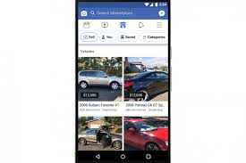 Facebook Bolsters Its Marketplace Offering With Expansion Of Vehicle ...