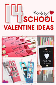 need an easy and fast idea for your kid s valentines this year check out this