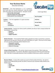 Farmer Resume Classy Sales Business Plan Example Executive Summary Template Farmer Resume
