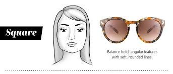 Sunglasses Face Shape Guide Clearly Blog Eye Care
