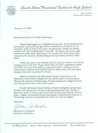 Business Letter Sample Electronic Portfolio Recommendation How To