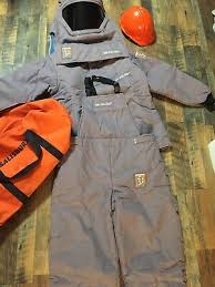 100cal Cm2 Arc Flash Suit Salisbury Pro Wear Size 2x