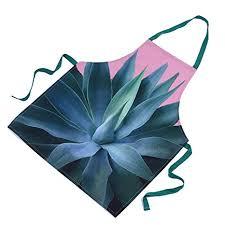 ChengBeautiful <b>Apron</b> Wear-resistant Anti-shrink <b>Fashion</b> Canvas ...