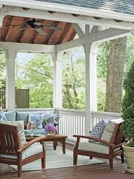 outdoor architecture with patio covers